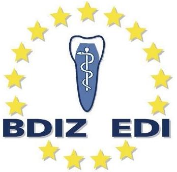 Logo BDIZ EDI - Bundesverband der implantologisch tätigen Zahnärzte in Europa