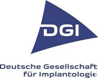 Logo DGI - Deutsche Gesellschaft für Implantologie